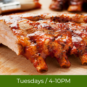 $11.99 Rib Night Dinner Buffet*